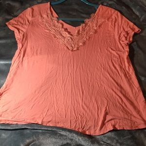 Pink Junior Top from Rue 21